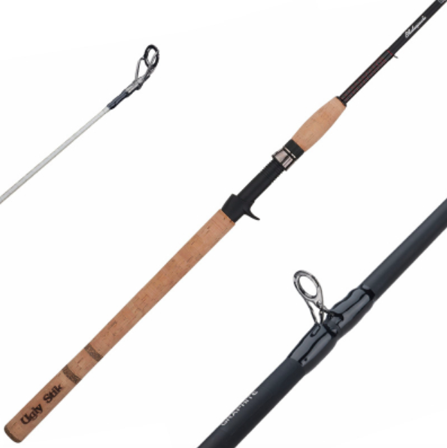 Image of the ugly stik elite trout fishing rod