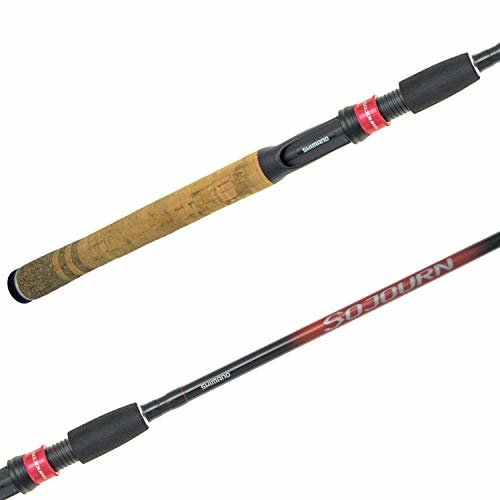 Shimano fishing rod