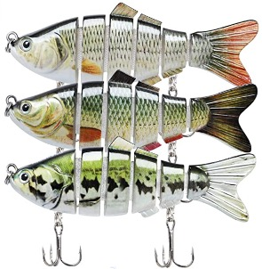 Truscent fishing lures