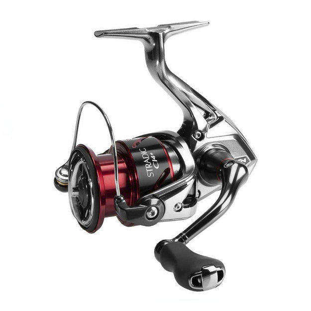 Shimano stardic Ci4 2500FB spinning reel for trout fishing