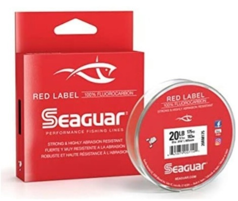 Seaguar line for trout fishing